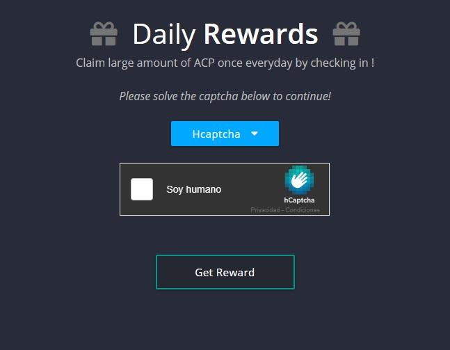 firefaucet Daily Bonus