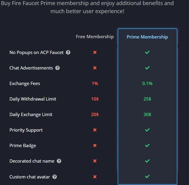 firefaucet membership
